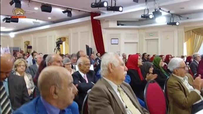 گرامیداشت  52مین سالگرد تاسیس سازمان مجاهدین در پاریس