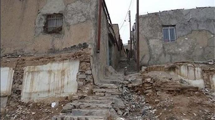 ۱۹میلیون بدمسکن در ایران