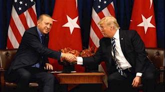 دونالد ترامپ و رجب طیب اردوغان