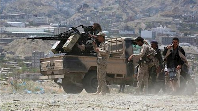 درگيرى ميان ارتش ملى يمن و شبه نظاميان حوثى
