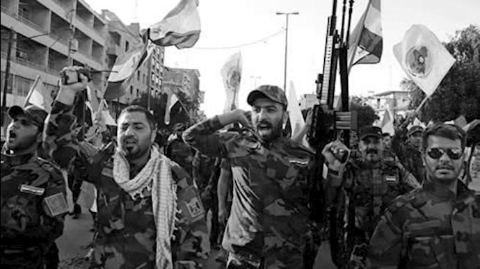 دخالتهای سپاه پاسداران در سوریه و کشتار مردم این کشور