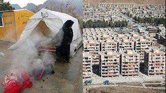 دختر جوان دیگری از سرپل زهاب در چادر جان باخت