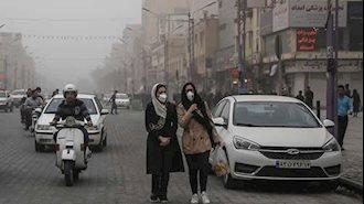 کیفیت هوای شهرهای اهواز ...
