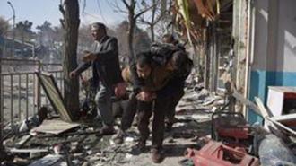 انفجار تروریستی در کابل