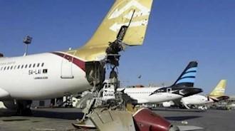 درگیری مسلحانه در فرودگاه ترابلس