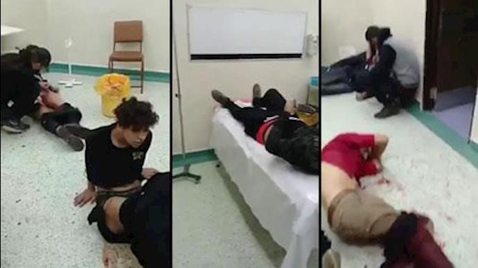 شهادت 2تن از هموطنان قیامآفرین در شاهین شهر