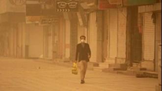 آلودگی هوا در خوزستان