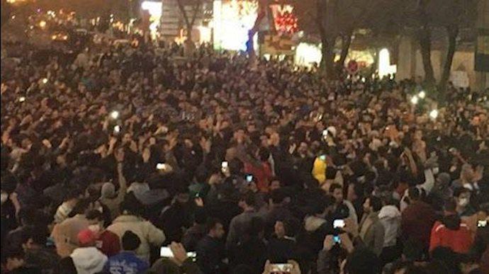 قیام ایران