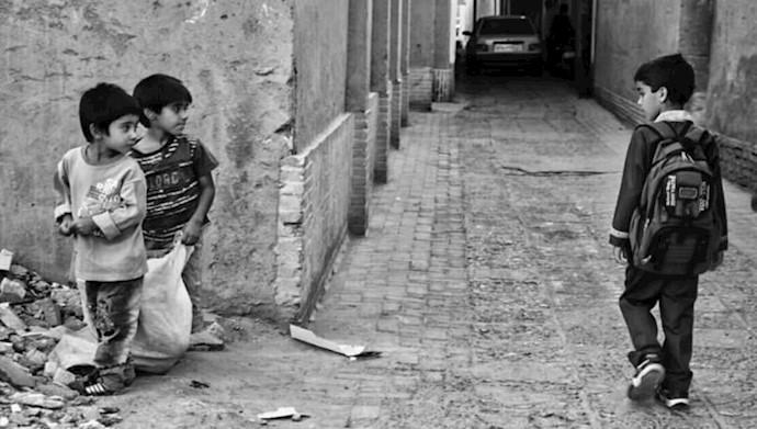 گسترش فقر و نابرابری در ایران