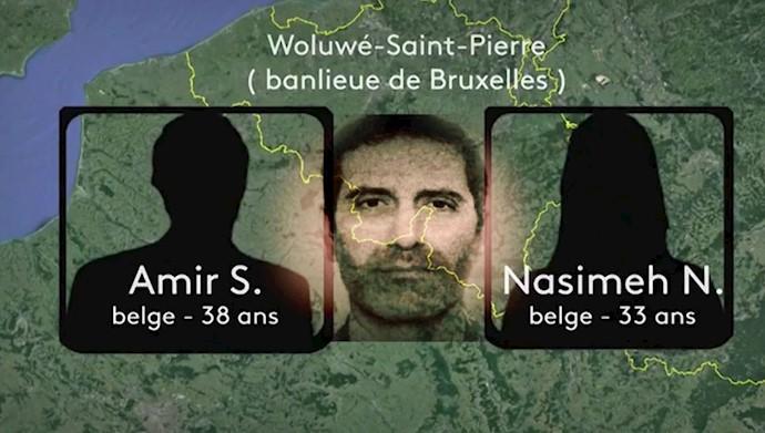 افشاگری هفتهنامه اشپیگل آلمان در رابطه با دستگیری اسدالله اسدی دیپلمات تروریست رژیم  ایران