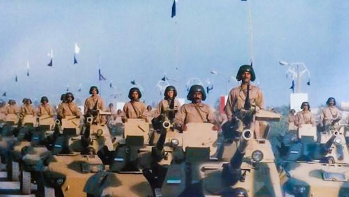 ۲۶مهر ۱۳۷۰رژه ارتش آزادیبخش