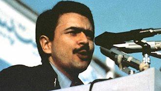 مسعود رجوی - کاندید نسل انقلاب در سال ۱۳۵۸