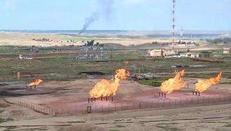 توقف صادرات نفت عراق به ایران