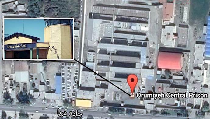 گسترش اعتصاب غذا در زندان ارومیه