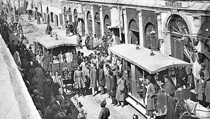 بازار در زمان قاجار