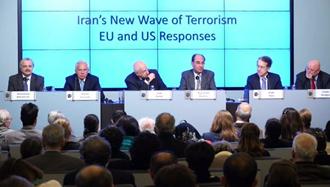 کنفرانس مقاومت ایران در بروکسل