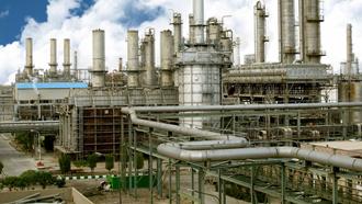 کاهش تولید نفت رژیم ایران