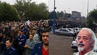 پیام  حمایت دکتر محمد ملکی از اعتراضات اقشار مختلف جامعه
