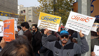 مالباختگان کاسپین در مشهد
