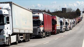اعتصاب رانندگان کامیون - آرشیو
