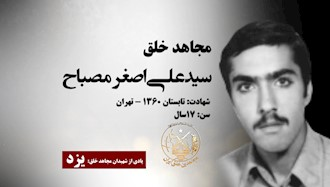 سید علیاصغر مصباح