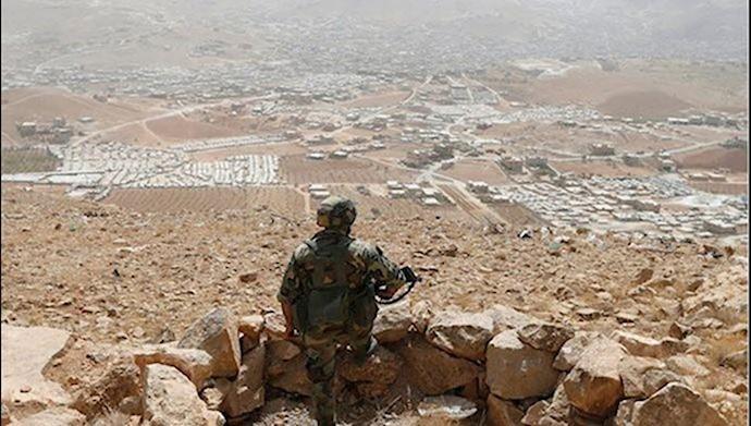 شبهنظامیان حزب الشیطان لبنان
