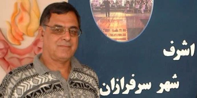 به یاد مجاهد شهید علی صارمی