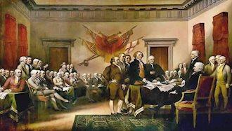 استقلال آمریکا