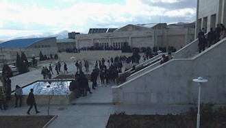 اعتصاب و تجمع  دانشجویان دانشگاه اراک به مناسبت روز دانشجو ۱۸آذر