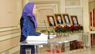 گرامیداشت شهیدان حمله موشکی به لیبرتی با حضور رئیسجمهور برگزیده مقاومت