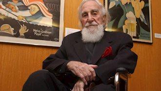 آلبرت هرشفیلد معروفترین کاریکاتوریست، از دنیا خداحافظی کرد