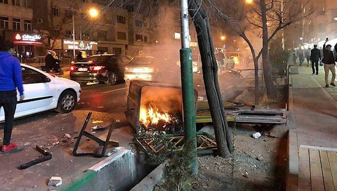 تهران دی ۹۶