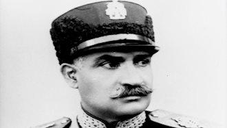 رضا خان میرپنج