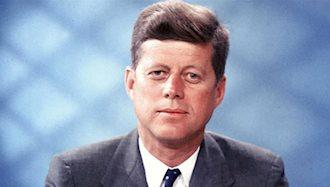 ترور جان.اف. کندی رئیسجمهور آمریکا