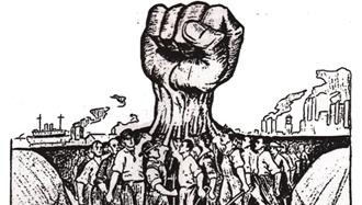 حمایت سندیکاها و تشکلهای کارگری نقاط مختلف جهان از کارگران و معلمان ایران