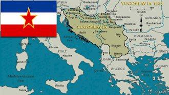 پایان نظام سلطنتی در یوگسلاوی