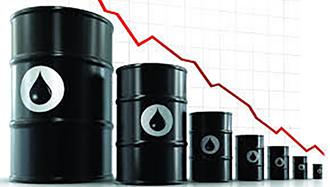 سقوط بهای نفت به پایینترین میزان در یک سال گذشته