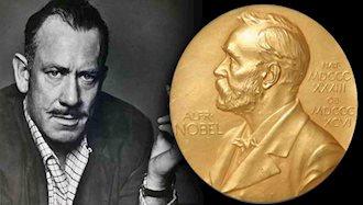 جان اشتاین بک برنده جایزه ادبی نوبل