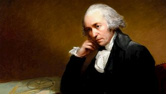جیمز وات؛ مخترع ماشین بخار، به دنیا آمد