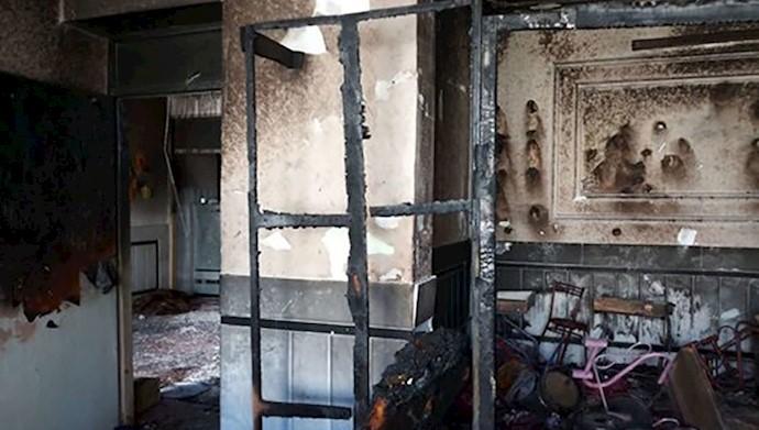 چهارمین دانش آموز حادثه آتش سوزی مدرسه زاهدان درگذشت