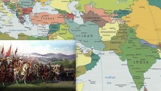 خروج نیروهای عثمانی از ایران