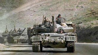 ورود  نیروهای شوروی به کابل