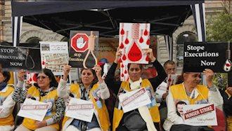 اعتصاب غذای هواداران مجاهدین