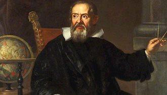 گالیله؛ ستاره شناس و ریاضیدانی که تاپایان زندگی ازدانش نوین دربرابر مرتجعین مذهبی دفاع کرد
