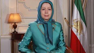 مریم رجوی، رئیسجمهور برگزیده مقاومت