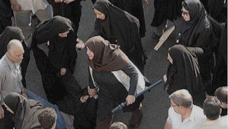 محكوميت دستگيري زنان بهخاطر نداشتن حجاب