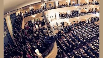 آغاز به کار پنجاه و چهارمین کنفرانس امنیتی مونیخ در آلمان