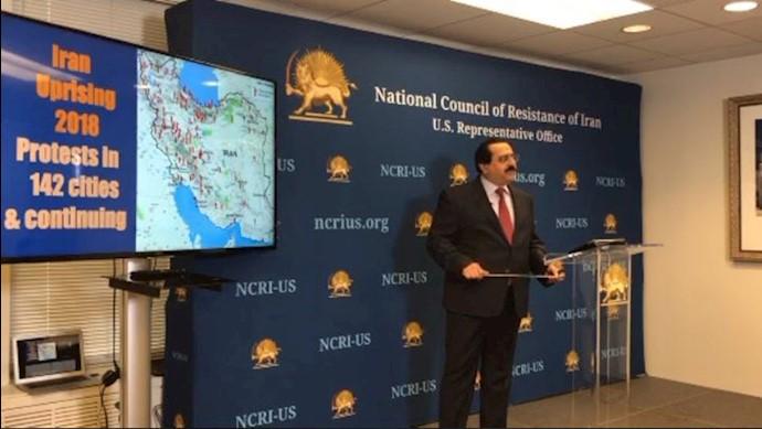 افشای سانسور اینترنتی در ایران توسط مقاومت ایران