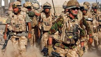اعزام نیروهای ویژه انگلستان به افغانستان