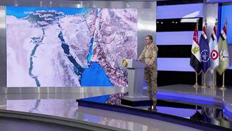 عمليات ارتش مصر عليه تروريستها در صحرای سينا